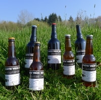 Produits : bière artisanale et paysanne